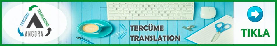 ANGORA TRANSLATIONS (Tercüme Hizmetleri)